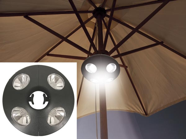 GPL1: PARASOLVERLICHTING MET LEDs – Velleman – Wholesaler and ...