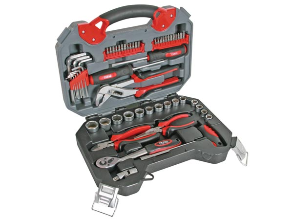 High-quality Tool Set - 56 Pcs