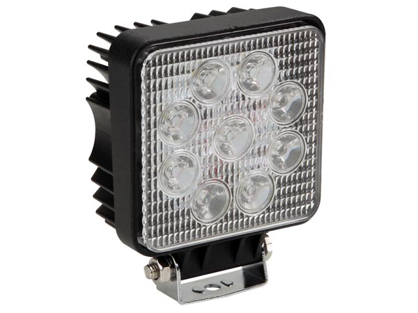 Led Work Flood Light - 27w - Neutral White