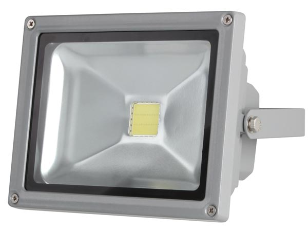 välitingimuste LED-prozektor - 20W EPISTAR CHIP - 3000K - hall