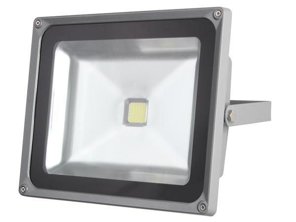 Välitingimuste LED-prozektor - 50W EPISTAR CHIP - 3000K - hall