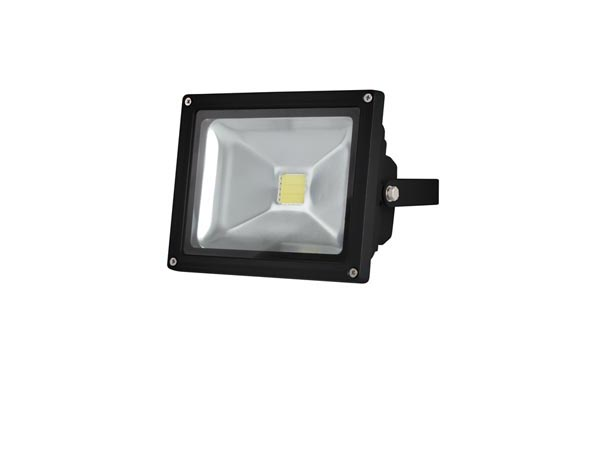 Projecteur d 39 ext rieur led 20w 6500k for Projecteur led exterieur 20w
