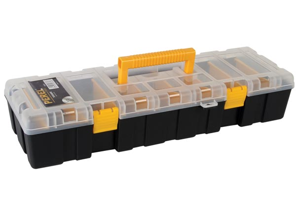 PLASTIC STORAGE BOX - 18