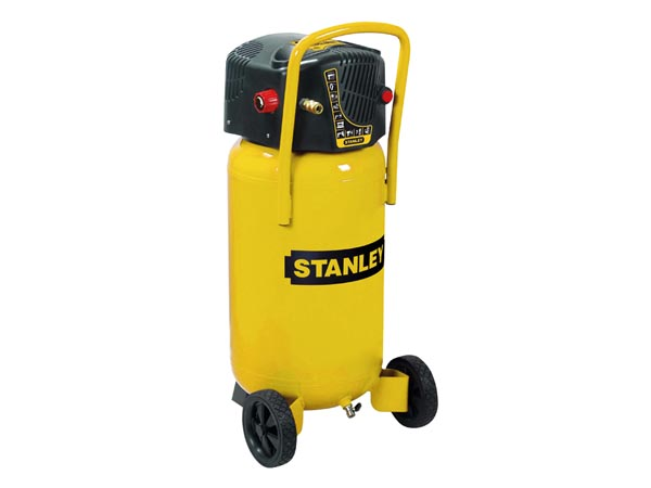 Compressor Stanley - 2hp / 50l Vertical / 10 Bar