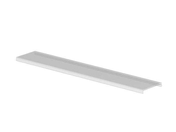 Diffuser Spl Series Profiles Polycarbonate Uv-stab. 2 Frosted