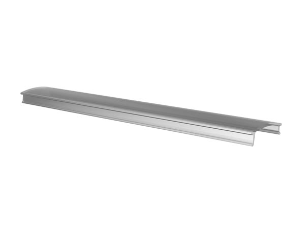 Bottom Diffuser For Wall LED Lamp Slw Series - Polycarbonate Uv-stab - 2m - Transparent