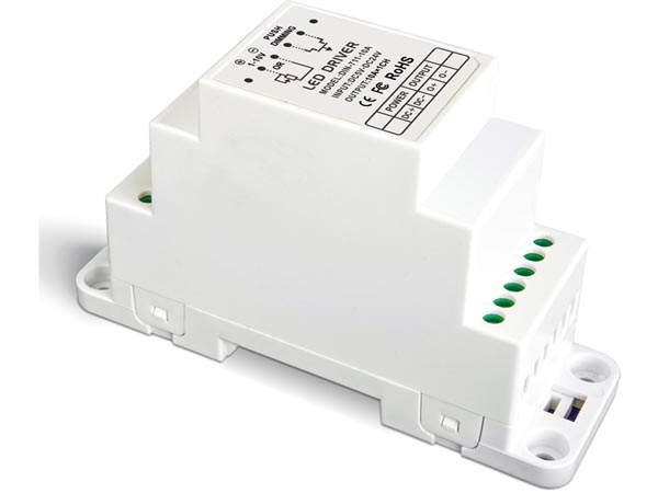 SINGLE CHANNEL LED DIMMER FOR DIN RAIL