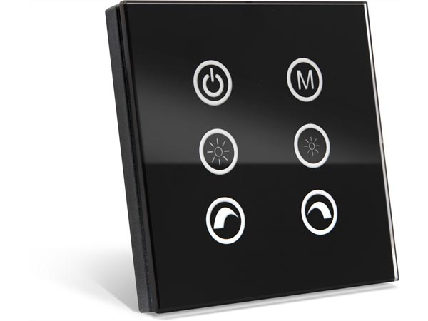 TOUCH MULTI-FUNCTION LED CONTROLLER/DIMMER