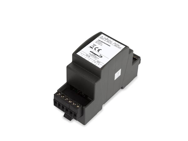 SINGLE CHANNEL LED DIMMER FOR DIN RAIL - LOCAL OPERATIONS & DALI