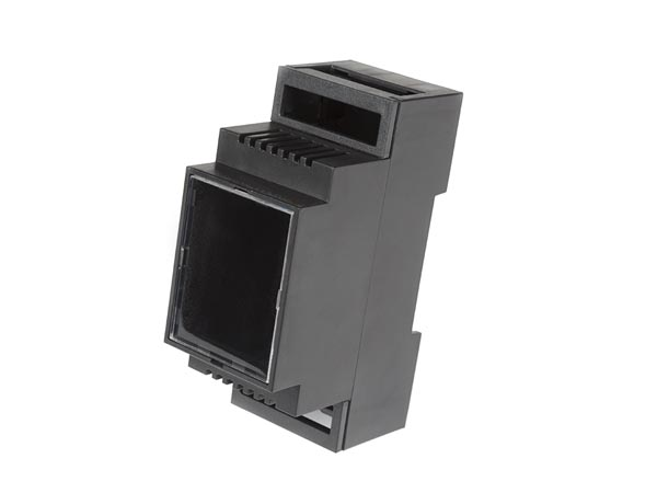 DOUBLE DIN RAIL & VENTED BOX