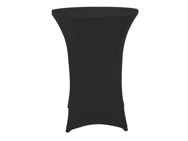 Cocktail Table Cover - Black
