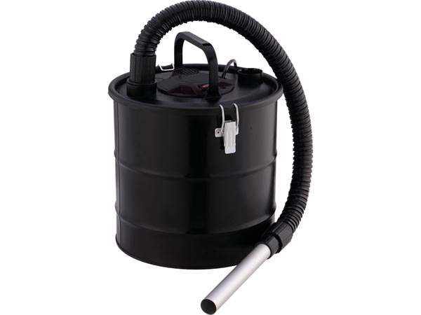 ASH CLEANER WITH MOTOR - 800 W - 18 L