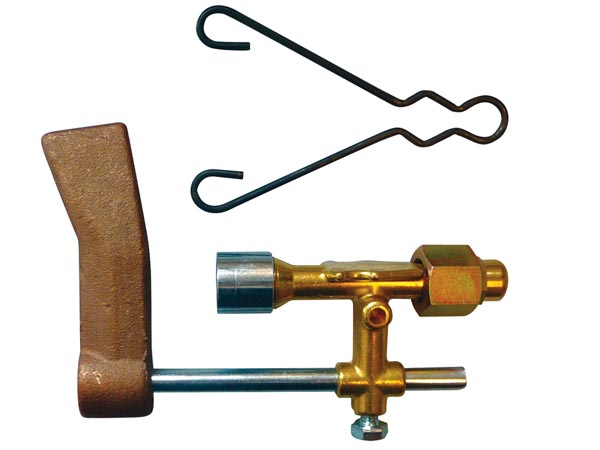 OXYTURBO - BURNER - WITH COPPER