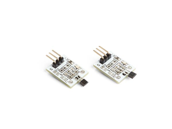 Arduino Compatible Holzer (hall) Magnetic Switch Module (2 Pcs)
