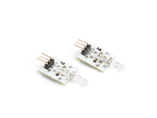 Arduino Compatible Infrared Transmitter Module (2 Pcs)