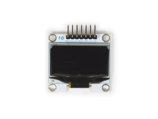 1 3 INCH OLED SCREEN FOR ARDUINO® (SH1106 DRIVER, SPI