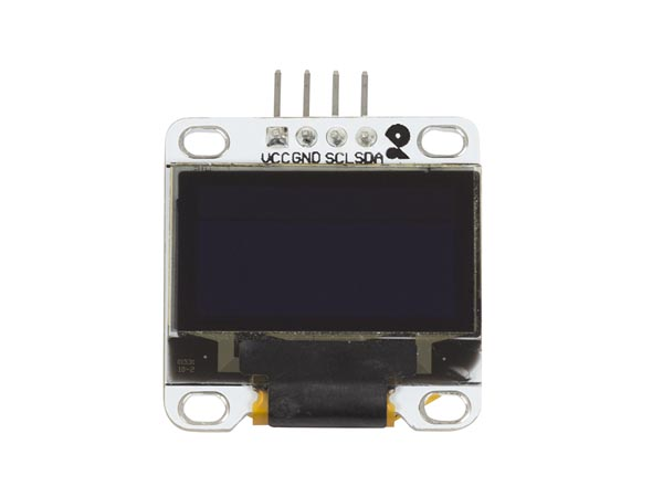 Velleman IO for Arduino VMA438: 0 96 INCH OLED SCREEN WITH I2C FOR