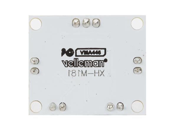 Velleman IO for Arduino VMA446: PAM8610 DIGITAL POWER AMPLIFIER