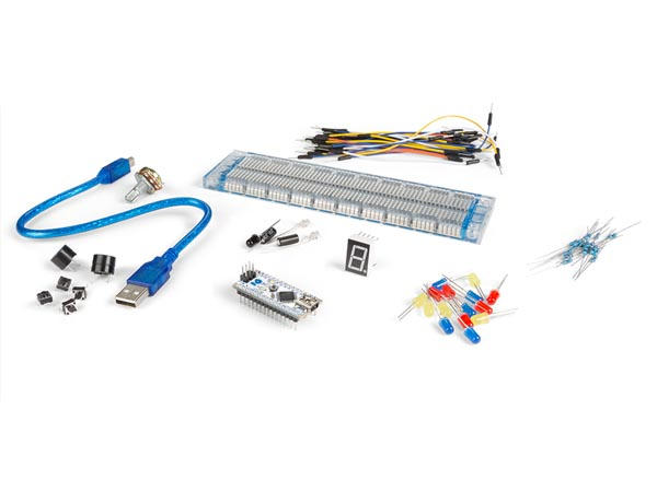 Basic Arduino Compatible Experimenter's Kit
