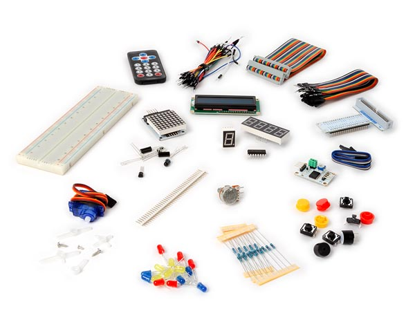 Basic Learning Kit For Raspberry Pi