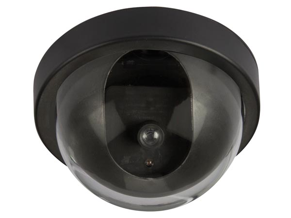 Dummy Dome Camera With Red led