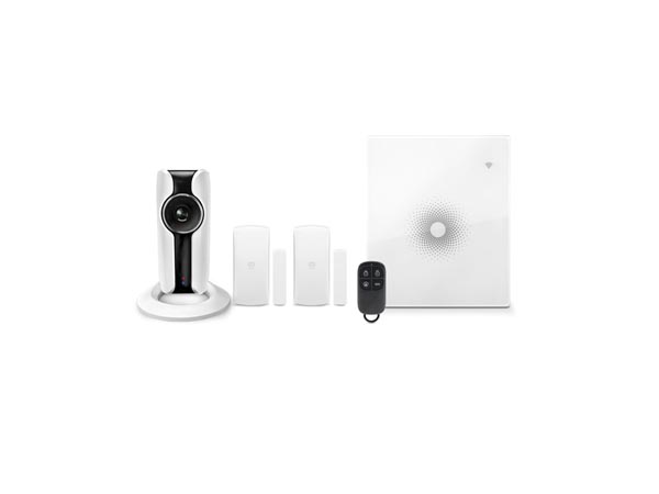 CHUANGO - WIFI ALARM SYSTEM WITH HD WIFI CAMERA