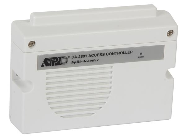 SPLIT-DECODED ACCESS CONTROLLER