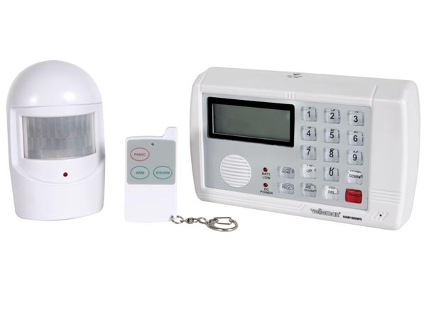 WIRELESS SECURITY ALARM SYSTEM SET