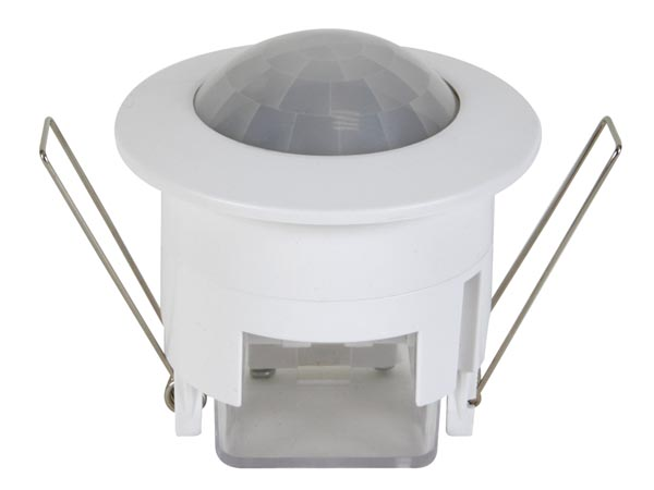 PIR MOTION DETECTOR Ø45mm - BUILD IN