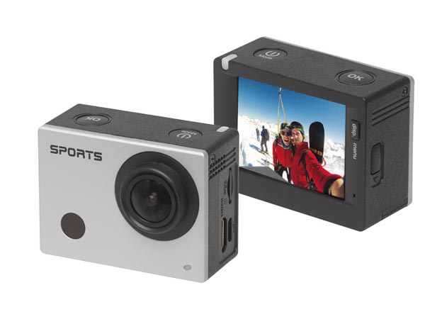 Act-5030w - Full Hd Action Camera With Wi-Fi Function