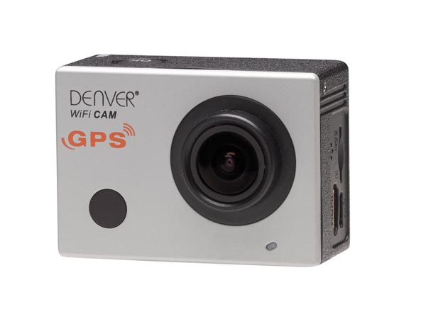 Acg-8050w - Full Hd Action Camera With Gps & Wi-Fi Function