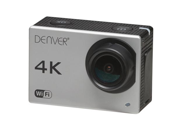 ACK-8060W - 4K ACTION CAMERA WITH WIFI FUNCTION