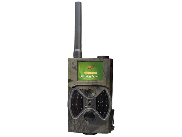 WCM-5003MK2 - DIGITAL WILDLIFE CAMERA WITH MMS & EMAIL FUNCTION