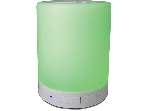 Btl-30 - Bluetooth Speaker With Built-in Light Effects
