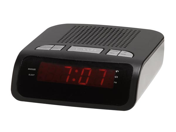 Cr-419mk2 - Clock Radio With Pll Fm Radio
