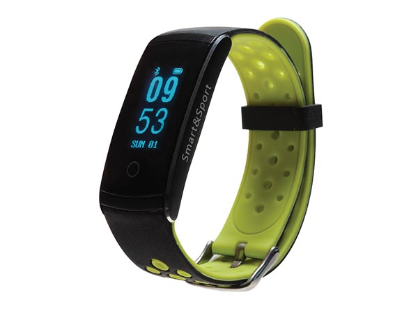 BFH-13 - BLUETOOTH® FITNESS BAND WITH HEART RATE SENSOR
