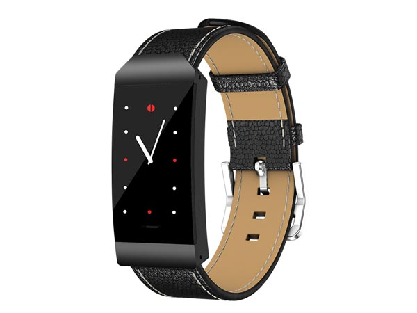 Bfh-250black - Fitness Band With Heart Rate Monitor & Colour Display