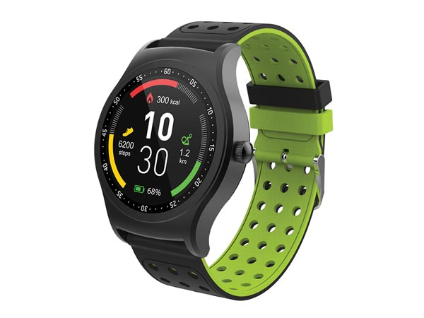 SW-450 - BLUETOOTH® SMART-WATCH WITH BUILT-IN HEART RATE SENSOR