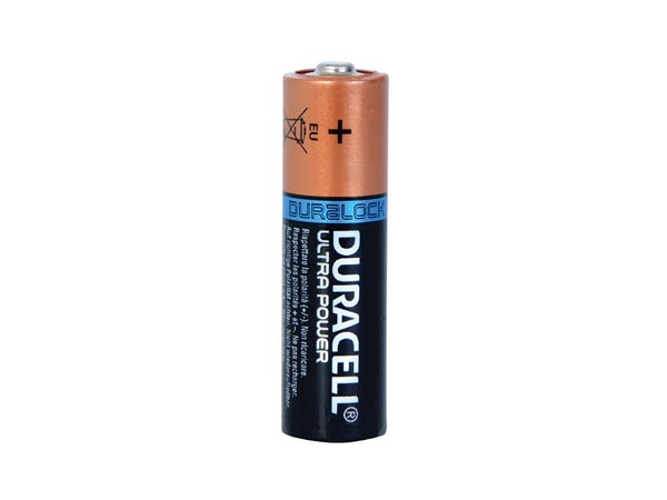 DURACELL - ULTRAPOWER ALKALINE BATTERY AA 1.5 V MX