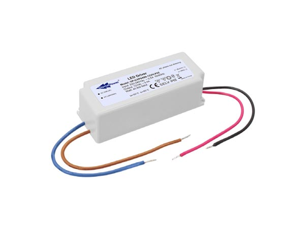 CONSTANT VOLTAGE LED POWER SUPPLY - 40 W 24 V 1.7 A with TRIAC DIMMING