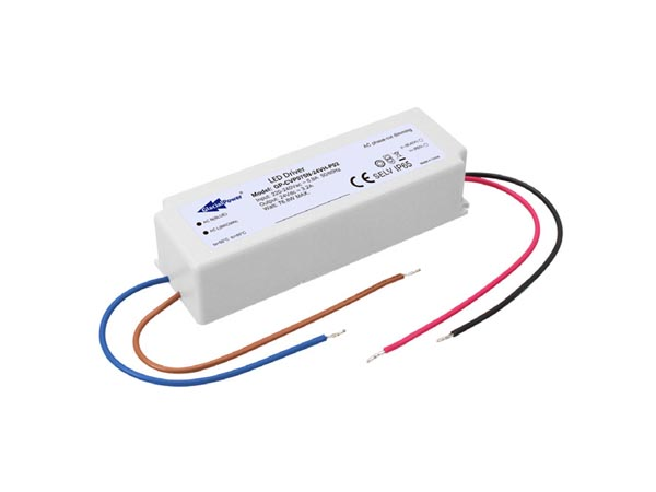 CONSTANT VOLTAGE LED POWER SUPPLY - 75 W 24 V 3.2 A with TRIAC DIMMING