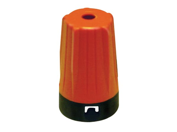 NEUTRIK - RED SLEEVE FOR REAR TWIST BNC CONNECTOR