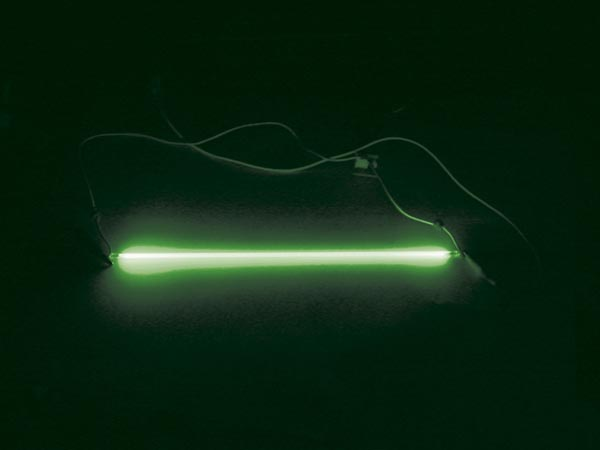 COLD-CATHODE FLUORESCENT LAMP, GREEN