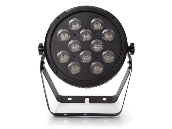 LED- valgusefekt: SHOWPAR 12/4 W
