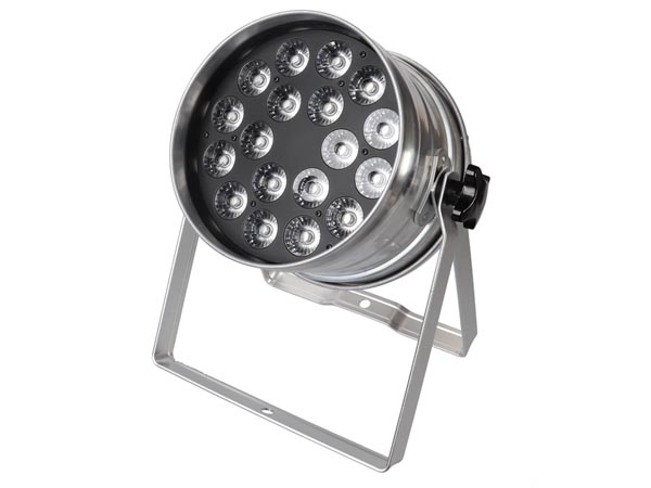 LED PAR 64 RGBW 18 x 4 W - kroom