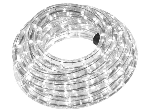 LED ROPE LIGHT - 9 m - COLD WHITE