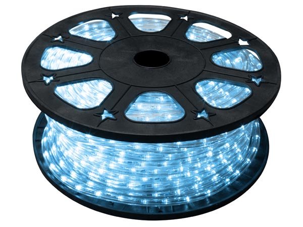 LED ROPE LIGHT - 45 m - BLUE