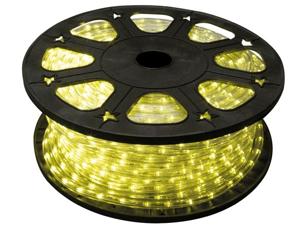 LED ROPE LIGHT - 45 m - YELLOW