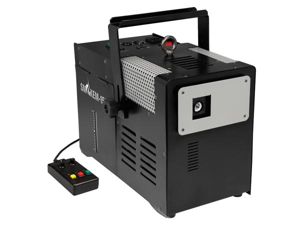 SMOKE MACHINE - 1500 W - WITH TIMER CONTROLLER