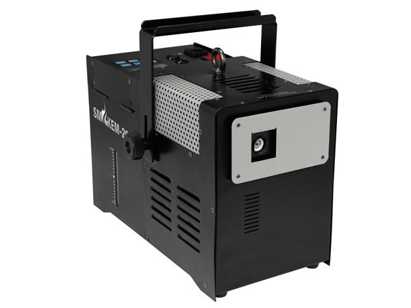 SMOKE MACHINE - 2000 W - WITH TIMER CONTROLLER